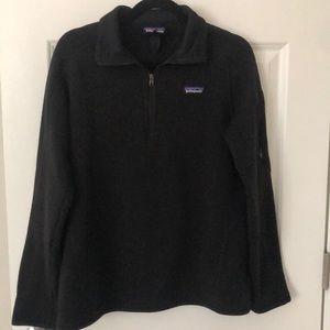 Patagonia Women's Bert Sweater Quarter Zip Fleece